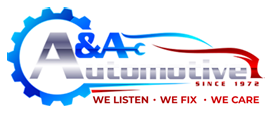 A & A Automotive logo